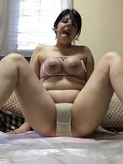 人妻淫乱変態マゾ豚妙子の自慰行為(15)0…