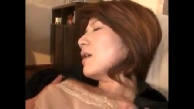 《五十路》完熟した熟女は欲求不満ボディ!デカマラで掻き回されヒクヒクと痙攣する!!
