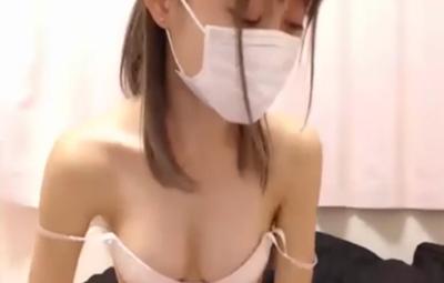 【素人】可愛過ぎる美少女 オナニー動画 【無修正】