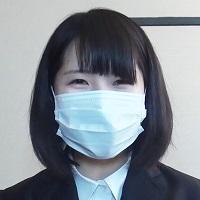 【個人撮影】黒髪の可愛い就活生あおいちゃん