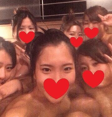 温泉旅行JDの流出画像&映像 Vol.3